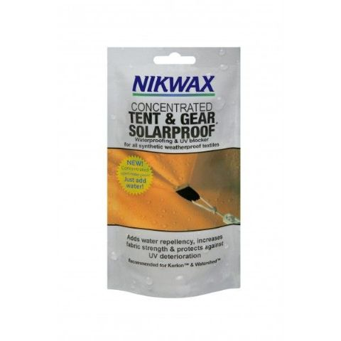 Nikwax Concentrated Tent & Gear Solar Proof 150ml